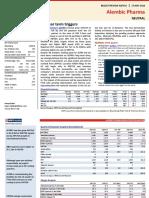 Alembic Pharma Ltd