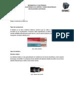 Instalaciones Tipos de Cables Conductores