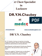 Best Chest Specialist in Lucknow
