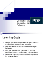 Consumer Markets and Consumer Buyer Behavior_2