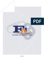 exhaust pipe 230-903 FA1 Gasket