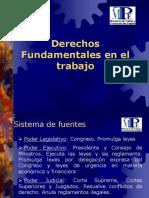 Derechos Fundamentales Del Trabajo