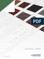1.Colour Charts Gerard 61560