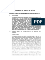 Modulo i Fundamentos Del Derecho Del Trabajo (1)