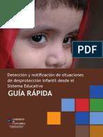 GUIA RÁPIDA detección y notificación de situaciones de desprotección infantil desde el SISTEMA EDUCATIVO.pdf