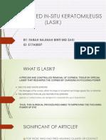 Laser Presentation Bi3