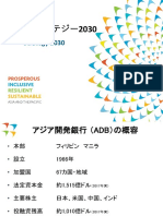 Strategy 2030 Presentation in Japanese