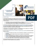 Modelo Generacion Confianza Coaching
