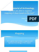 Course Material of Archaeology