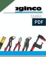 201810 AGINCO TARIFA 2108-19