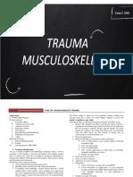 Case 5 - Muskuloskeletal Trauma Canaliculi