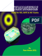 Microprocessor for Memory Mapping and Instruction Set