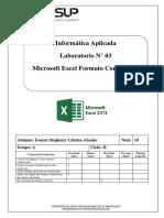 Lab 03 - Formato Condicional (2)