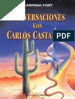 Conversaciones Con Carlos Castaneda