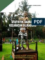 Statistik Daerah Kecamatan Siliragung Tahun 2015