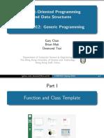 Lecture 6 h.generic-programming