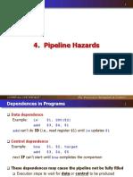 Lecture 11 COMP2611 Processor Part3