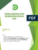 PENGENALAN K3