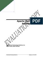 [Linux] Apache Web Server Admin.pdf