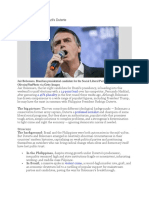 Bolsonaro Could Be Brazil
