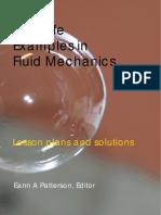 Examples in Fluid Mechanics