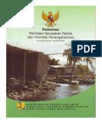 6) Pedoman Inspeksi Dan Evaluasi Keamanan Bendungan