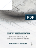 Country Asset Allocation Quantitative Country Selection Strategies in Global Factor Investing