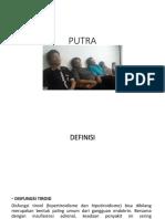 PUTRA-tutor Disfungsi Tiroid