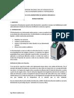 Practica 03 Quimica Organica II - Refractometria