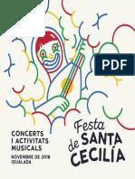 Programa Santa Cecilia 2018