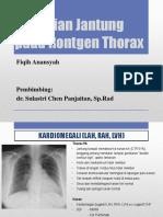Fiqih Anansyah, Expertise Jantung Ro. Thorax