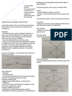 Neural and Social Networks Handouts