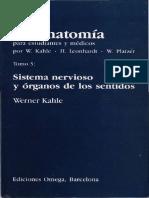 PDF Neuroanatomia Atlas de Anatomia Sist
