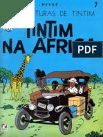 Tintim Na Africa