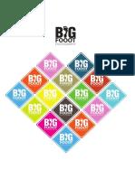 Big Fooot Photography Logo
