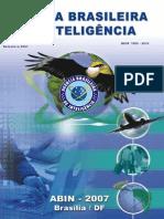 Revista Brasileira de Inteligência