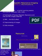 2 Functional Magnetic Resonance