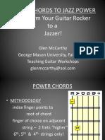Power Chords to Jazz Power-mccarthy