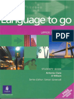 Language to Go Upper-Intermediate - Students' Book.pdf