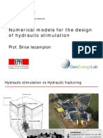 Advanced Hydraulic Fracturing Modeling by Lecampion
