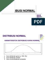 5. Distribusi Normal