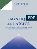 Youssef Hindi - La Mystique de La Laïcité
