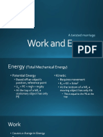 work and energy examples
