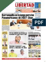 Primera Página - 25 de octubre de 2018