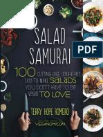 Salad Samurai - 100 Cutting-Edge,