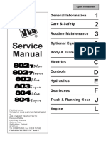 JCB 802.7super MINI EXCAVATOR Service Repair Manual SN(747211 Onwards).pdf