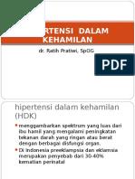 k15 - Hipertensi Dalam Kehamilan