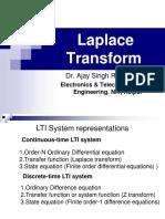 07 Laplace Transform