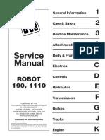 JCB 1110 Robot Service Repair Manual SN:888000 Onwards.pdf