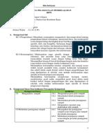RPP sampah revisi